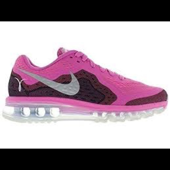 pretty nice 0e5c1 7b0ed Nike Air Max 2014 Breast Cancer Awareness - 7.5. M 5cabccaf969d1f45ac16f401